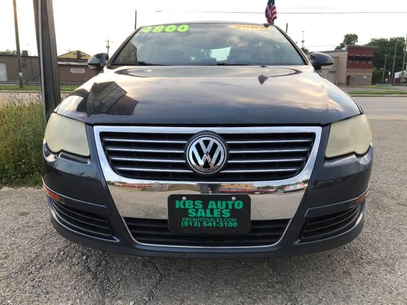 2007 Volkswagen Passat 2.0T 4dr Sedan (2L I4 6A) - Cincinnati OH