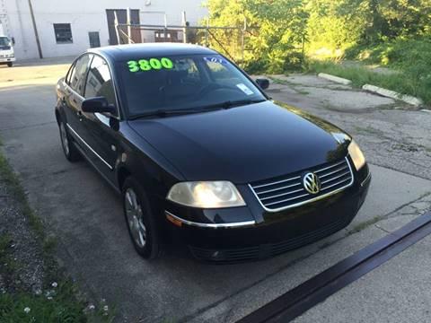 2003 Volkswagen Passat for sale at KBS Auto Sales in Cincinnati OH