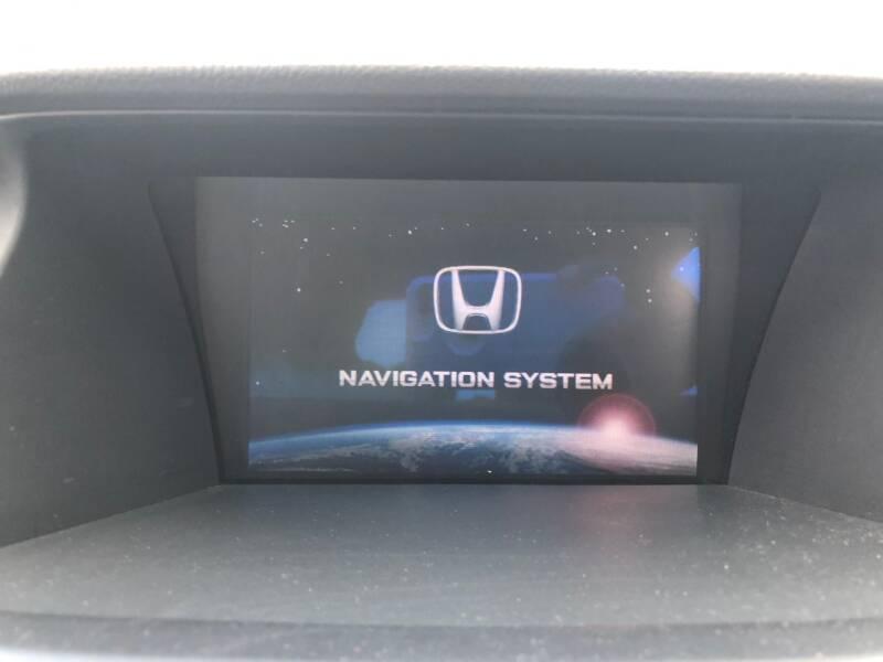2008 Honda Accord EX-L 4dr Sedan 5A w/Navi - Cincinnati OH