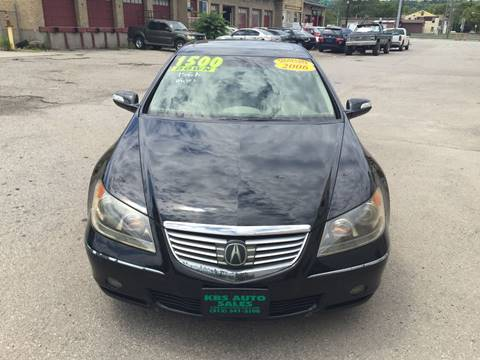 2006 Acura RL for sale at KBS Auto Sales in Cincinnati OH