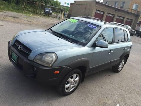 2005 Hyundai Tucson for sale at KBS Auto Sales in Cincinnati OH