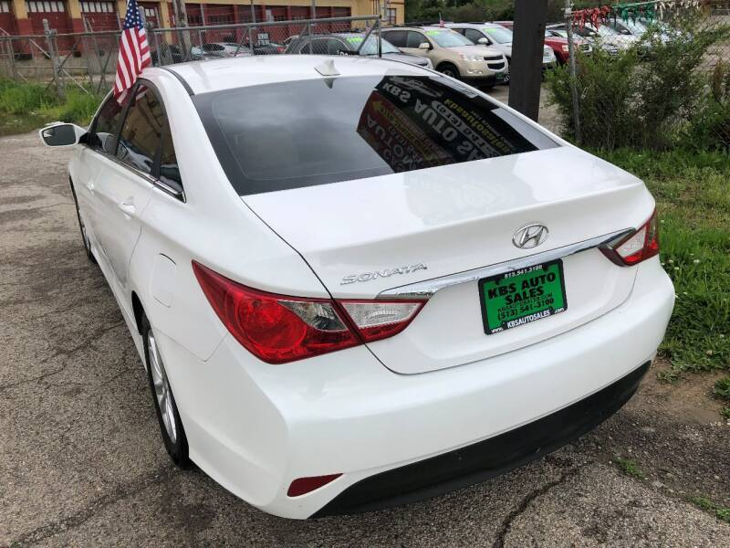 2014 Hyundai Sonata GLS 4dr Sedan - Cincinnati OH