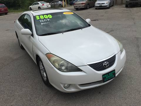 2006 Toyota Camry Solara for sale at KBS Auto Sales in Cincinnati OH