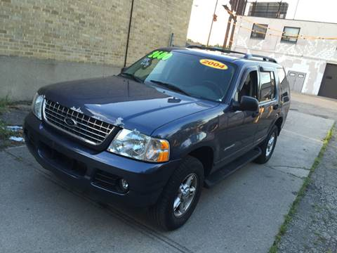 2004 Ford Explorer for sale at KBS Auto Sales in Cincinnati OH