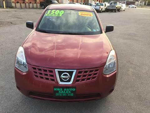 2009 Nissan Rogue for sale at KBS Auto Sales in Cincinnati OH