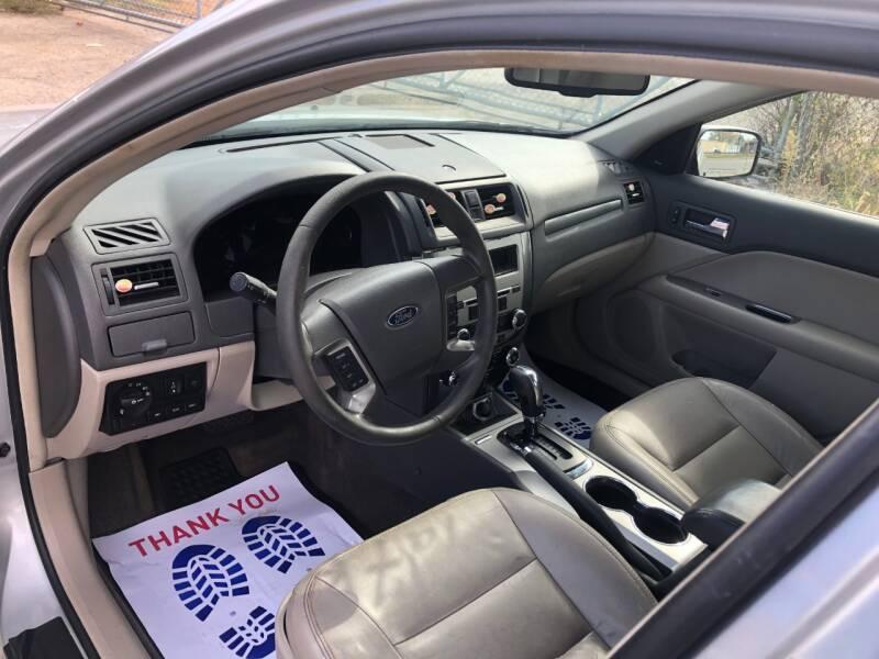 2010 Ford Fusion SEL 4dr Sedan - Cincinnati OH