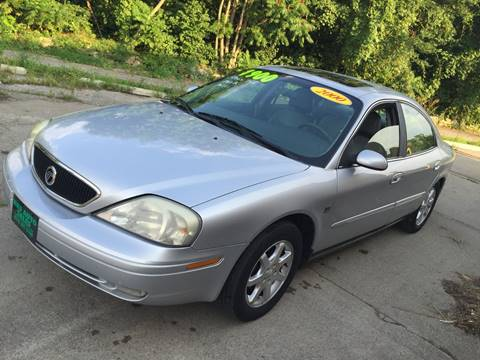 2000 Mercury Sable for sale at KBS Auto Sales in Cincinnati OH