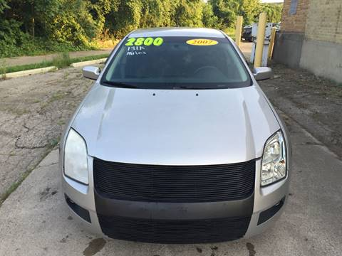 2007 Ford Fusion for sale at KBS Auto Sales in Cincinnati OH