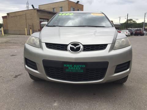 2008 Mazda CX-7 for sale at KBS Auto Sales in Cincinnati OH