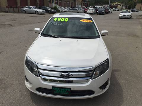 2010 Ford Fusion for sale at KBS Auto Sales in Cincinnati OH