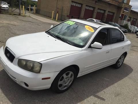 2003 Hyundai Elantra for sale at KBS Auto Sales in Cincinnati OH