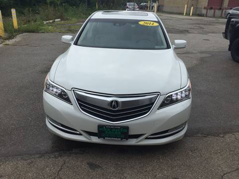 2014 Acura RLX for sale at KBS Auto Sales in Cincinnati OH