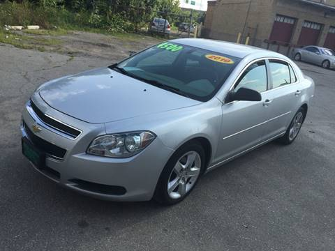 2010 Chevrolet Malibu for sale at KBS Auto Sales in Cincinnati OH