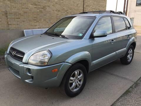 2006 Hyundai Tucson for sale at KBS Auto Sales in Cincinnati OH