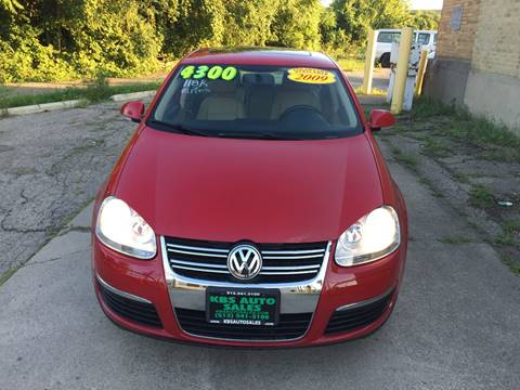2009 Volkswagen Jetta for sale at KBS Auto Sales in Cincinnati OH