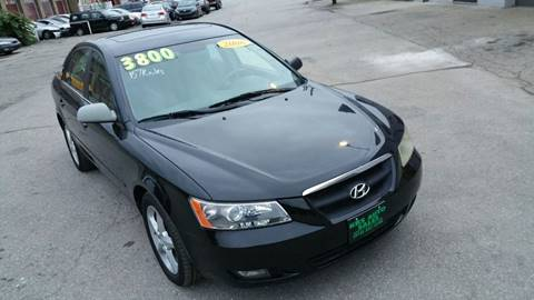 2007 Hyundai Sonata for sale at KBS Auto Sales in Cincinnati OH