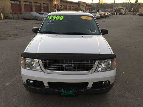 2005 Ford Explorer for sale at KBS Auto Sales in Cincinnati OH