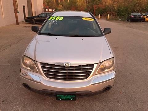 2006 Chrysler Pacifica for sale at KBS Auto Sales in Cincinnati OH