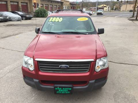 2006 Ford Explorer for sale at KBS Auto Sales in Cincinnati OH