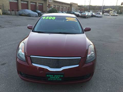 2008 Nissan Altima for sale at KBS Auto Sales in Cincinnati OH