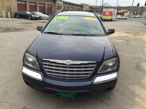 2005 Chrysler Pacifica for sale at KBS Auto Sales in Cincinnati OH
