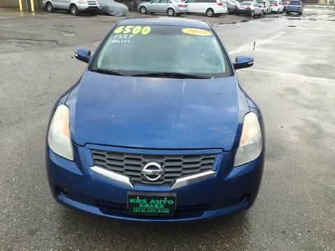 2008 Nissan Altima for sale at KBS Auto Sales in Cincinnati OH
