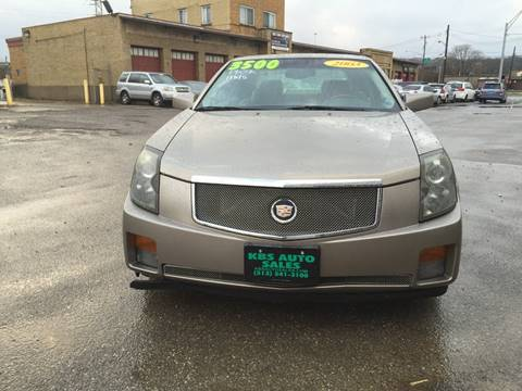 2003 Cadillac CTS for sale at KBS Auto Sales in Cincinnati OH