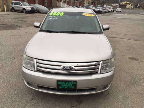 2008 Ford Taurus for sale at KBS Auto Sales in Cincinnati OH
