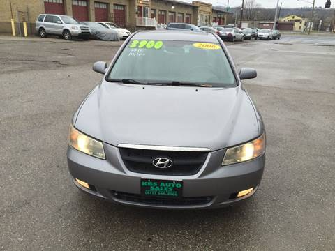 2006 Hyundai Sonata for sale at KBS Auto Sales in Cincinnati OH