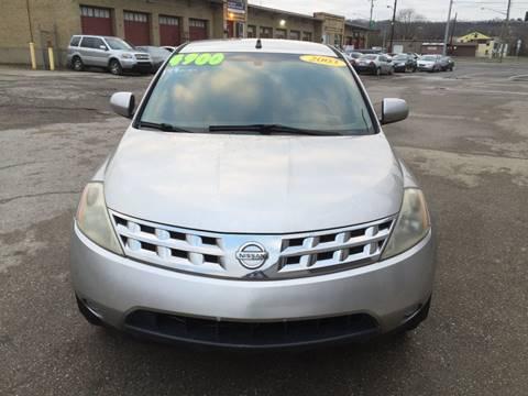 2003 Nissan Murano for sale at KBS Auto Sales in Cincinnati OH