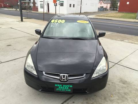 2004 Honda Accord for sale at KBS Auto Sales in Cincinnati OH
