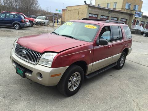 2005 Mercury Mountaineer for sale at KBS Auto Sales in Cincinnati OH