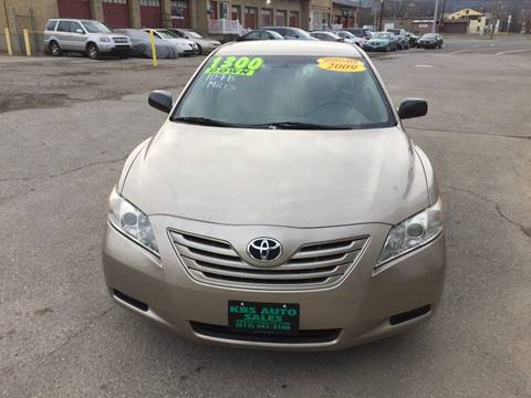 2009 Toyota Camry for sale at KBS Auto Sales in Cincinnati OH