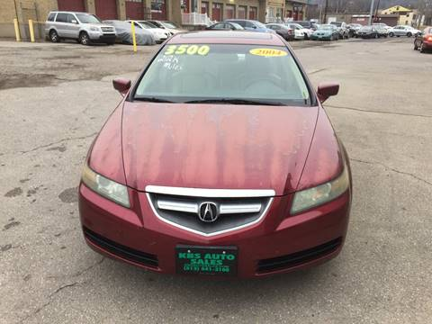 2004 Acura TL for sale at KBS Auto Sales in Cincinnati OH