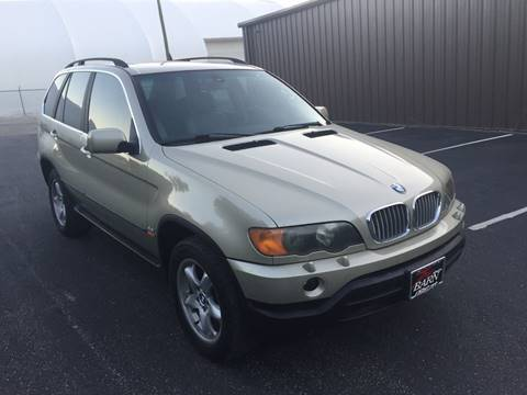 2000 BMW X5 for sale at KBS Auto Sales in Cincinnati OH