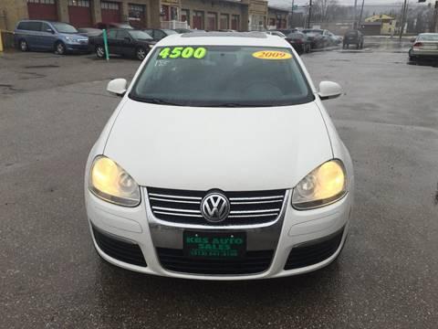 2009 Volkswagen Jetta for sale at KBS Auto Sales in Cincinnati OH