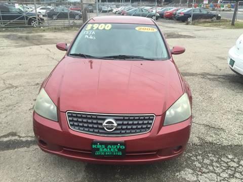 2005 Nissan Altima for sale in Cincinnati, OH
