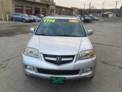 2006 Acura MDX for sale at KBS Auto Sales in Cincinnati OH