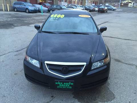 2006 Acura TL for sale at KBS Auto Sales in Cincinnati OH