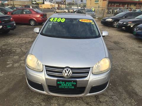 2005 Volkswagen Jetta for sale at KBS Auto Sales in Cincinnati OH