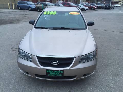 2006 Hyundai Sonata for sale in Cincinnati, OH