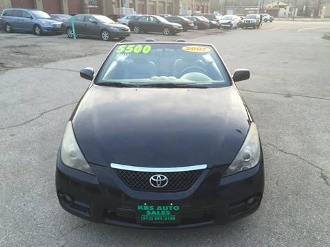 2007 Toyota Camry Solara for sale at KBS Auto Sales in Cincinnati OH