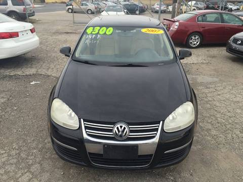 2007 Volkswagen Jetta for sale at KBS Auto Sales in Cincinnati OH
