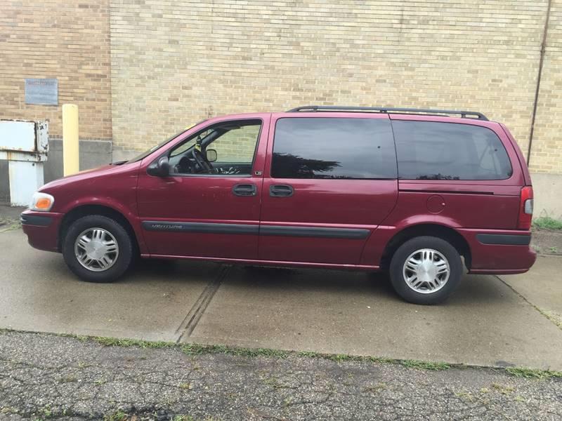 2004 Chevrolet Venture Ls 4dr Extended Mini Van In Cincinnati Oh Kbs Auto Sales
