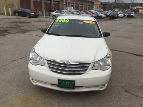 2010 Chrysler Sebring for sale at KBS Auto Sales in Cincinnati OH