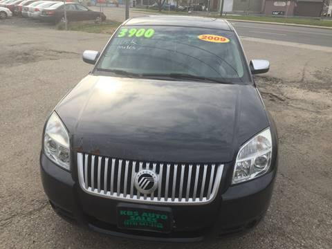 2009 Mercury Sable for sale at KBS Auto Sales in Cincinnati OH