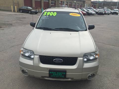 2005 Ford Escape for sale at KBS Auto Sales in Cincinnati OH