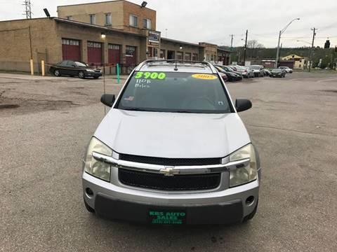 2005 Chevrolet Equinox for sale at KBS Auto Sales in Cincinnati OH