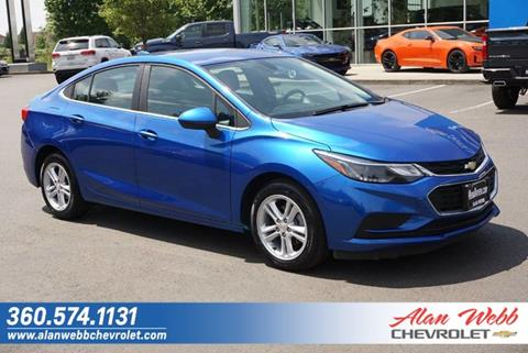 2017 Chevrolet Cruze for sale in Vancouver, WA