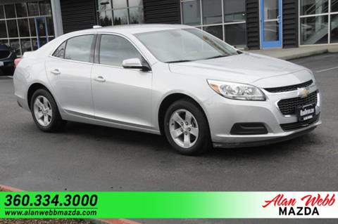 2016 Chevrolet Malibu Limited for sale in Vancouver, WA